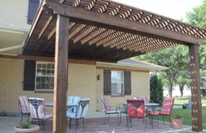 Patio Pergola Atlanta